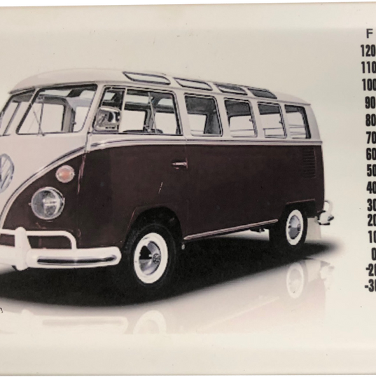 VW Thermometer