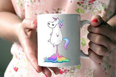 Flatulent Unicorn 1