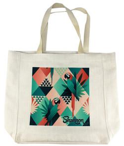 15x15_PolyLinen™_Shopping_Bag