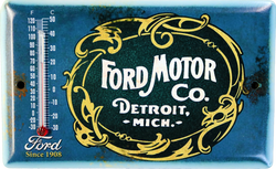 Ford Thermometer