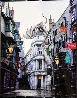 Town at Hogwarts