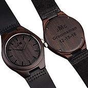 Detailed Watch Engraving