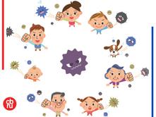 Este es un cuento sobre el Coronavirus!