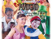 Pinocho en los Carnavales y Fiestas del Mundo! - Octubre 1 de 2016