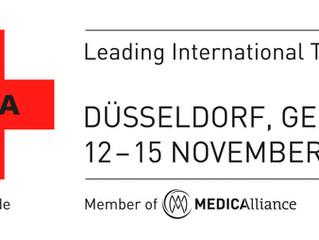COSMOS en MEDICA 2018, Alemania
