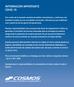 INFORMACION IMPORTANTE COVID-19
