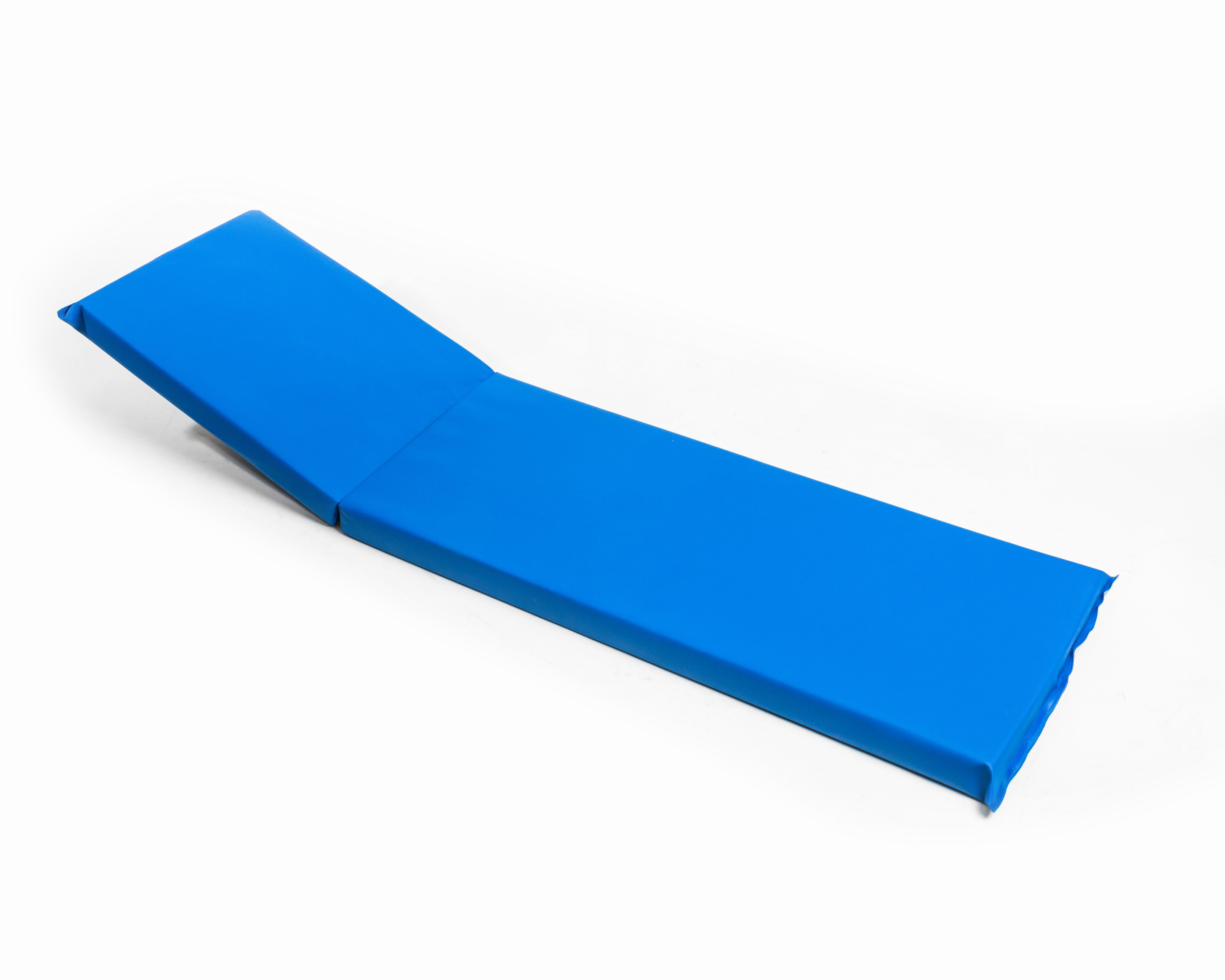 colchoneta azul modulada