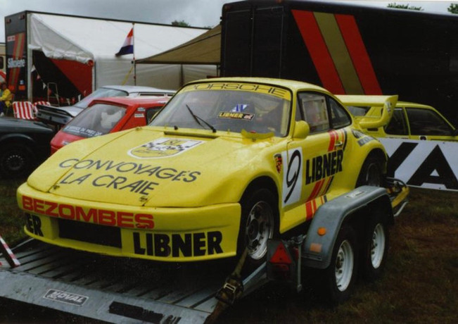 R.C. Savenay Porsche Bi-Turbo J.P. Sauvion