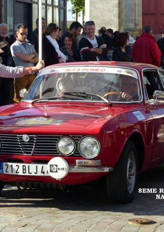 M. Menuet Alfa 2000 GT