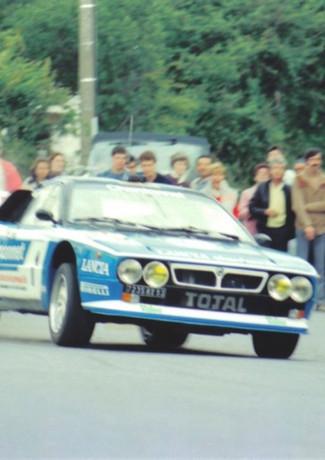R.L.B. 84 J.C Andruet & M.C. Jouan Lancia
