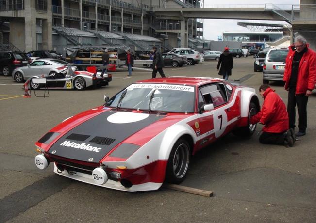 Pantera au Mans