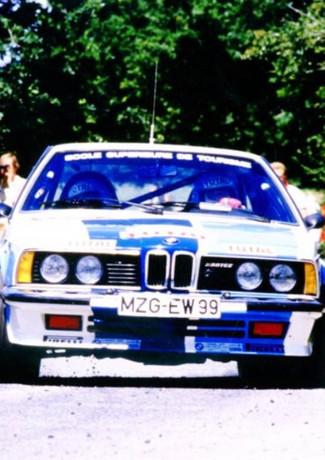 R.L.B. 85 BMW 635 CSI J.C. Andruet