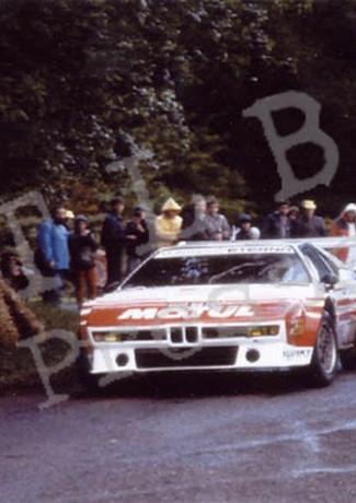 R.L.B. 84 B Beguin BMW M1