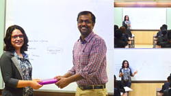 Guest Lecture at Campus