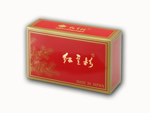 生命力の高い樹木のお茶は代謝を促す 紅豆杉60g(2g✖️30包)
