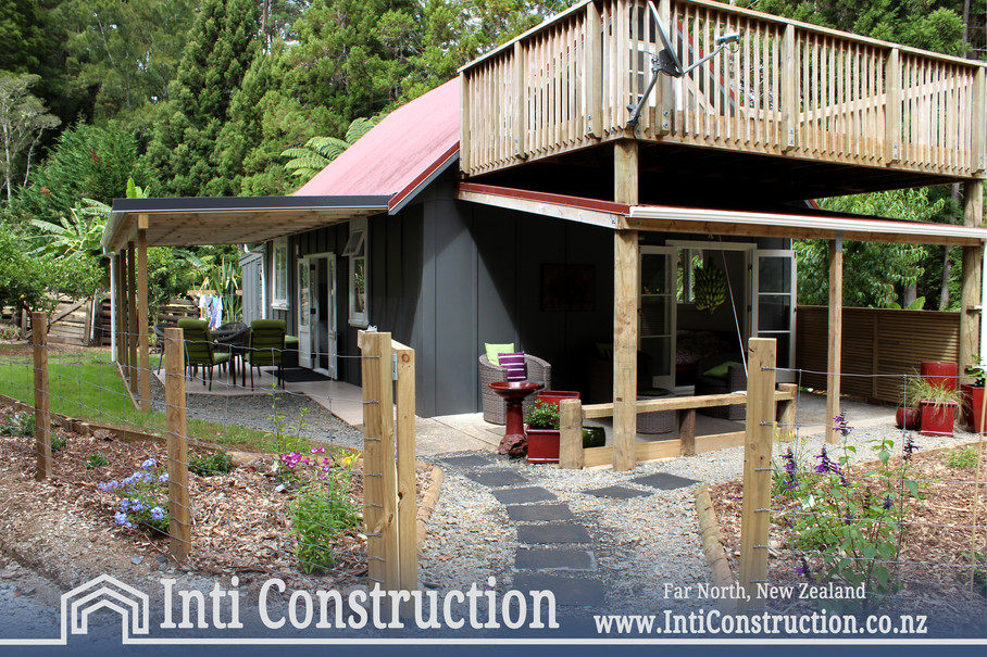 renovation exterior