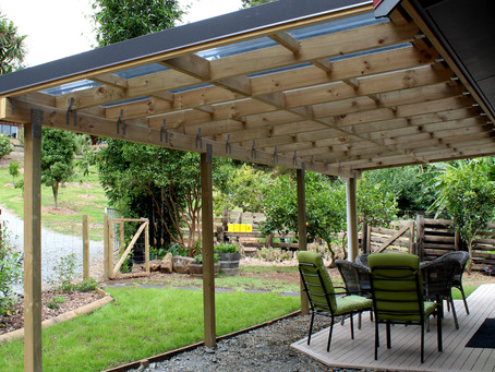 Transform your house to your dream home – by making the most of your outdoor living area!