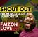 Faizon Love gives NC Zulus a special shout out. #ZULUNATION