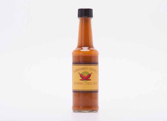 Peachy Hot Sauce