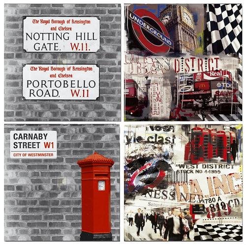 London Calling Prints