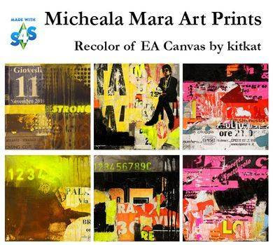 Micheala Mara Art Prints