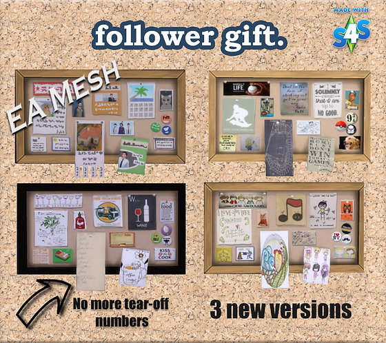 EA Curated Corkboard