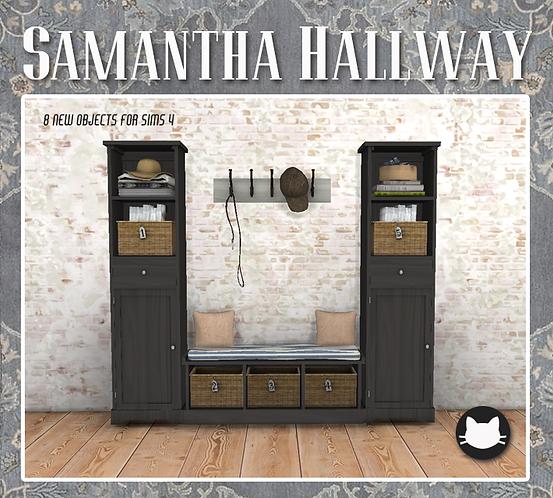 Samantha Hallway