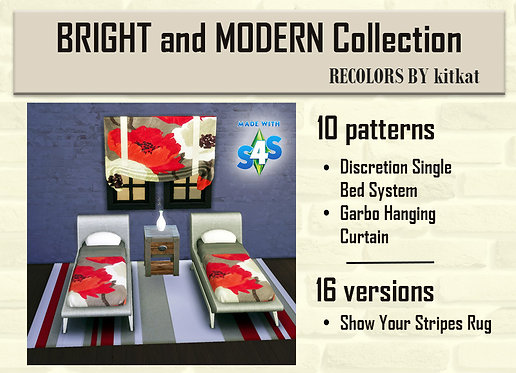Bright and Modern Collection