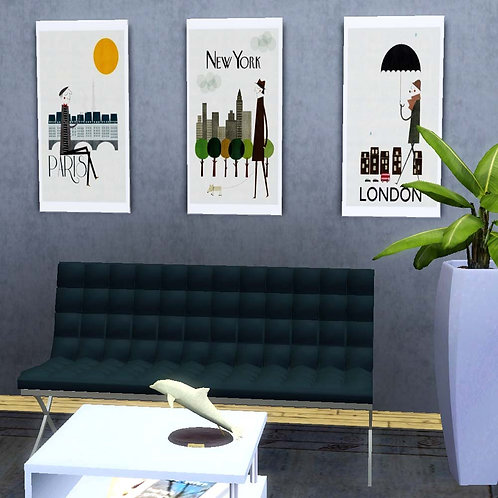 Blanca Gomez Prints
