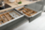Nolte Kitchen various drawer options