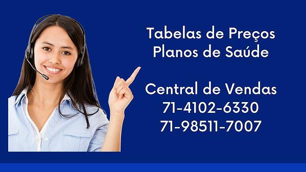 SITE DE VENDAS PLANOS MEDICOS TABELAS DE VALORES