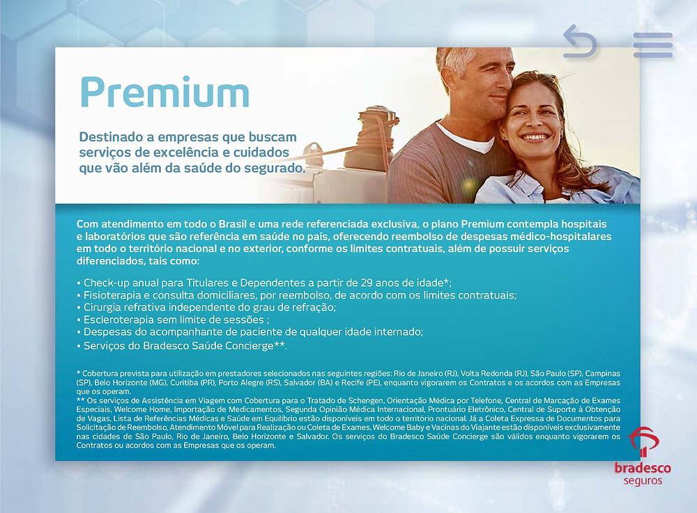 200 a 500 Funcionarios (Bradesco Saúde) & (Bradesco Dental) Empresarial