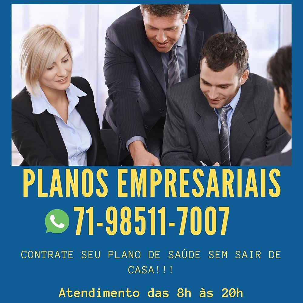 Planos de Saude Empresariais