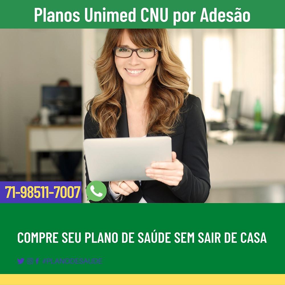 Adesão Unimed CNU Aproveite as Promoções
