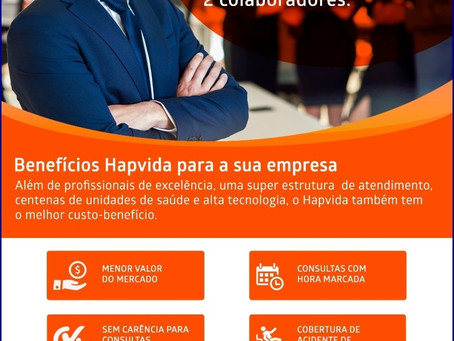 HapVida - Planos de Saude PME & Empresarial