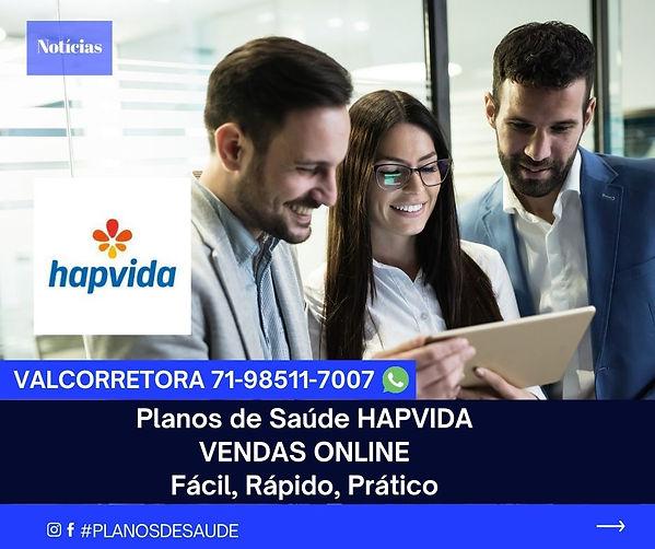 PLANOS DE SAUDE HAPVIDA