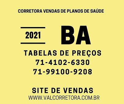 Bahia TELEFONE CORRETORA VENDAS DE PLANOS DE SAUDE, SUL AMERICA, BRADESCO SAUDE, UNIMED, HAPVIDA, SEGUROS UNIMED, VITALLIS,, AMIL, BOA SAUDE