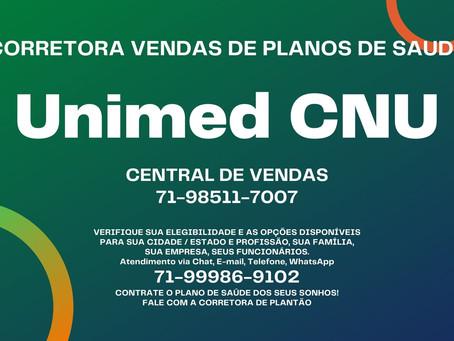 Unimed CNU  - Salvador - Tabelas