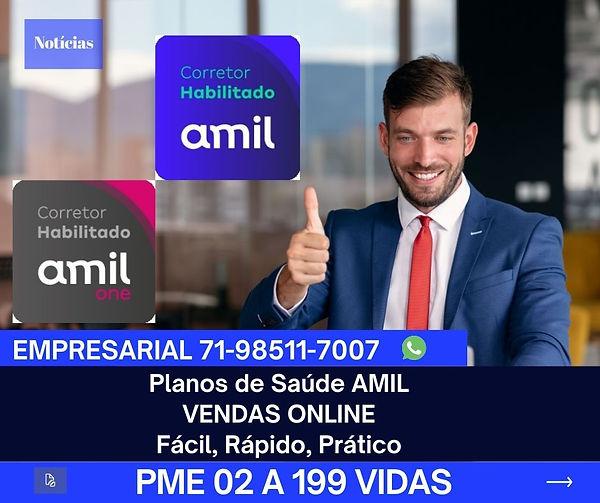 AMIL PME TABELAS, plano de saude empresarial amil