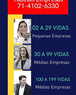 TABELAS ASSISTENCIA MEDICA EMPRESARIAL.j