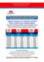 Tabelas de Preços Plano de Saúde Nacional