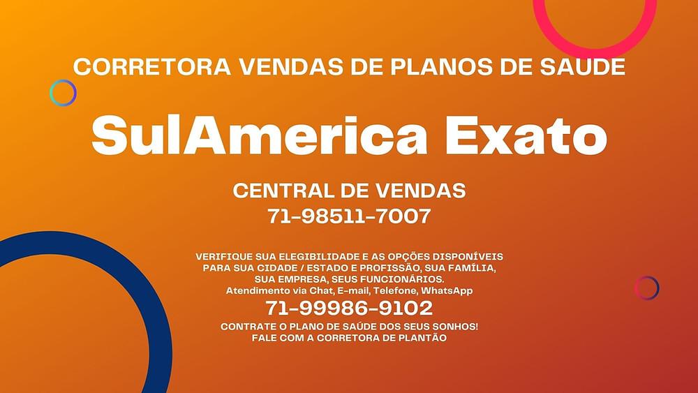 PLANO DE SAUDE EMPRESARIAL SUL AMERICA