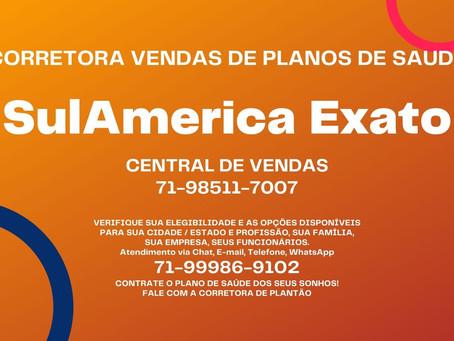 Corretora | 71-3140-2400 | Seguro de Saude Nacional SulAmerica