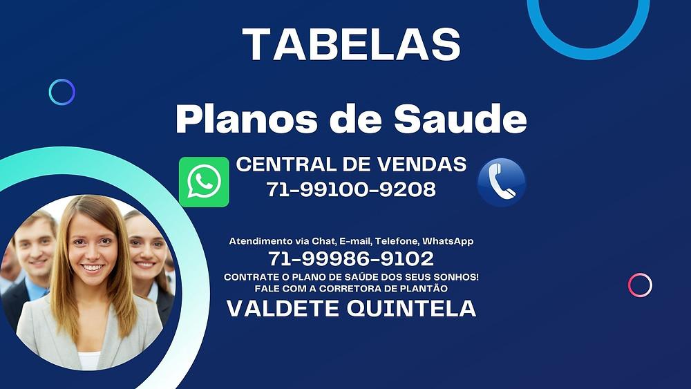 Amil Tabela Supremo | Bahia