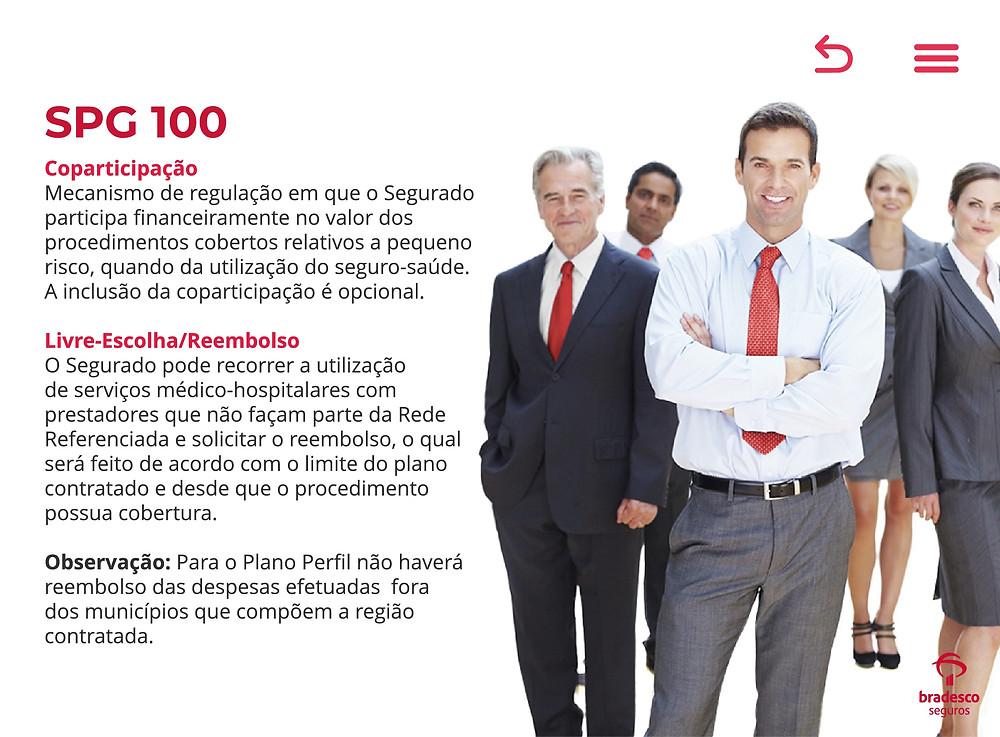 100 a 199 vidas (Tabelas Bradesco Saude) Bahia