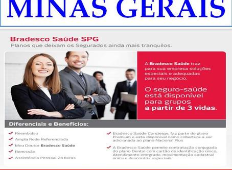 Minas Gerais | SPG & Empresarial - Saúde Bradesco | Como Contratar?