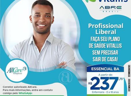 71-98784-0037 | Corretores | Planos Vitallis Adesão Allcare - Bahia
