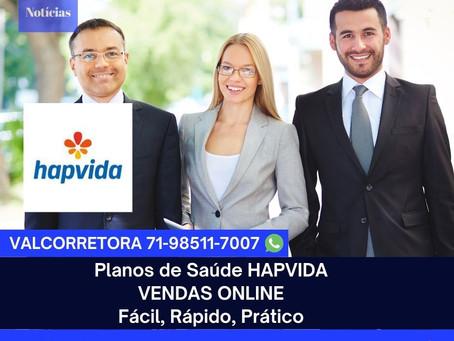 71-3140-2400 Vendas Digital | HapVida - Planos de Saude Salvador