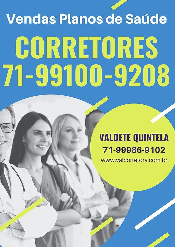 corretora valdete PLANOS DE SAUDE