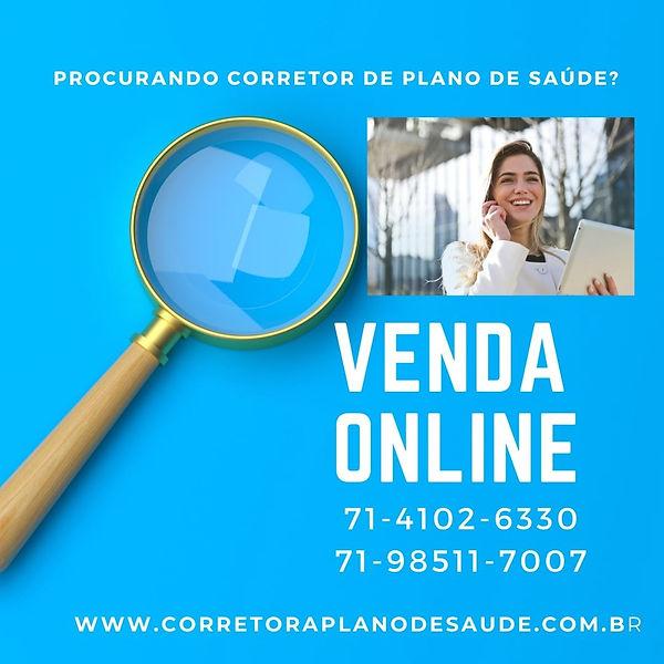 VENDAS ONLINE - PLANOS DE SAUDE, PLANO DE SAUDE EM SERGIPE